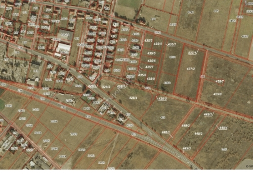 Działki pod zabudowę mieszkaniową jednorodzinną Gminy Prochowice