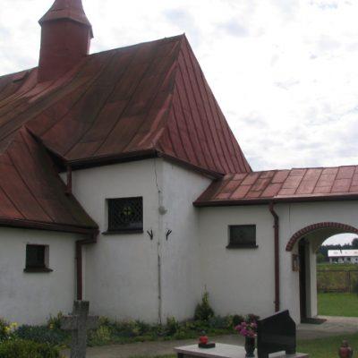 Kościół p.w. Świętej Jadwigi w Kwiatkowicach