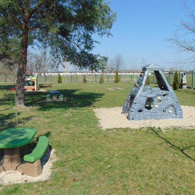 Plac zabaw - Przedszkole Miejskie w Prochowicach