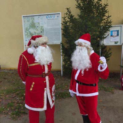 Spotkanie Mikołajów