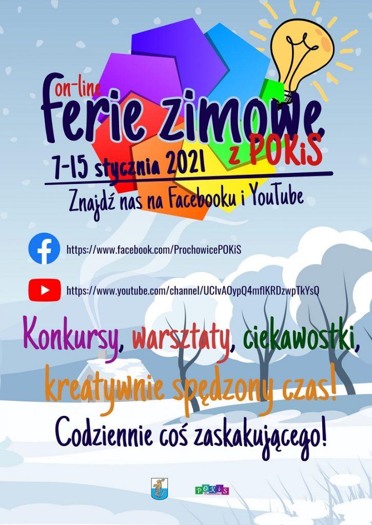 Ferie zimowe on-line z POKiS