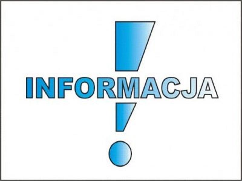 Informacja - logo