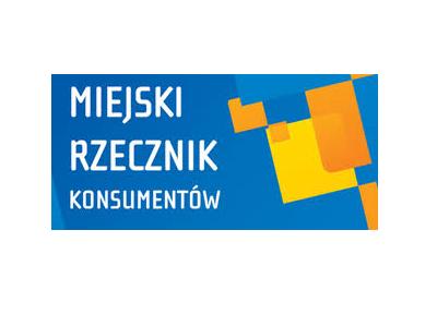 Logo Miejski Rzecznik Konsumentów
