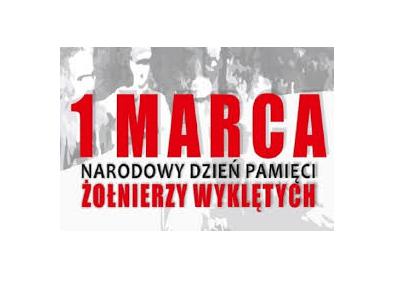 Logo Narodowy Dzień Pamięci Żołnierzy Wyklętych