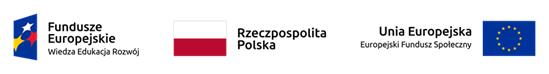 Fundusze Europsjskie Wiedza Edukacja Rozwój, Szeczpospolita Polska, Unia Europejska Europejski Fundusz Społeczny