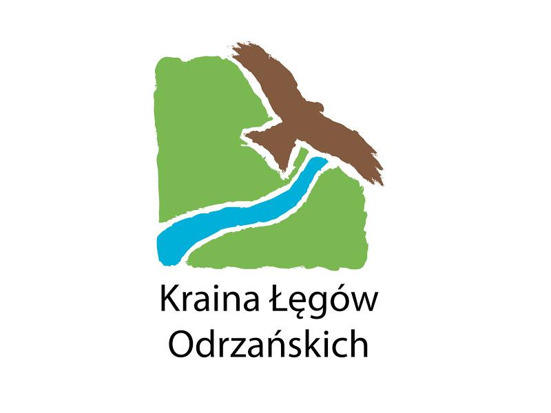 Logo - Kraina Łęgów Odrzańskich