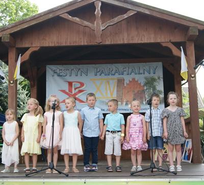 XIV Festyn Parafialny
