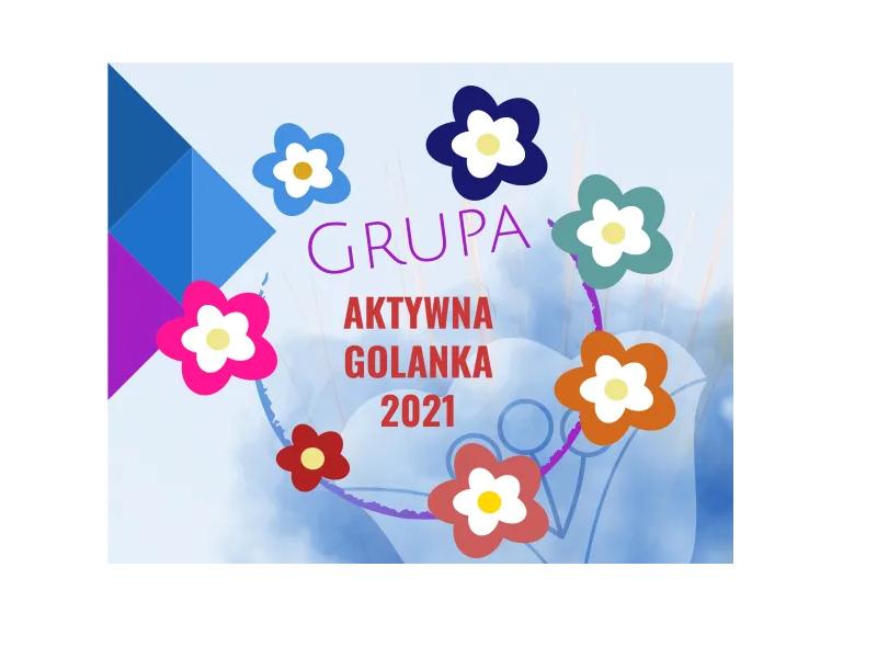 aktywna golanka - logo