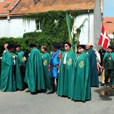I Spotkanie Rycerskie na zamku w Prochowicach