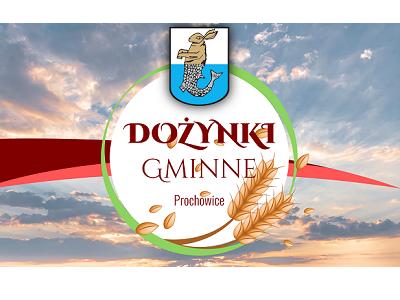 Dożynki Gminne 2021 - logo