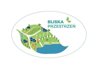 Logo Bliska Przestrzeń