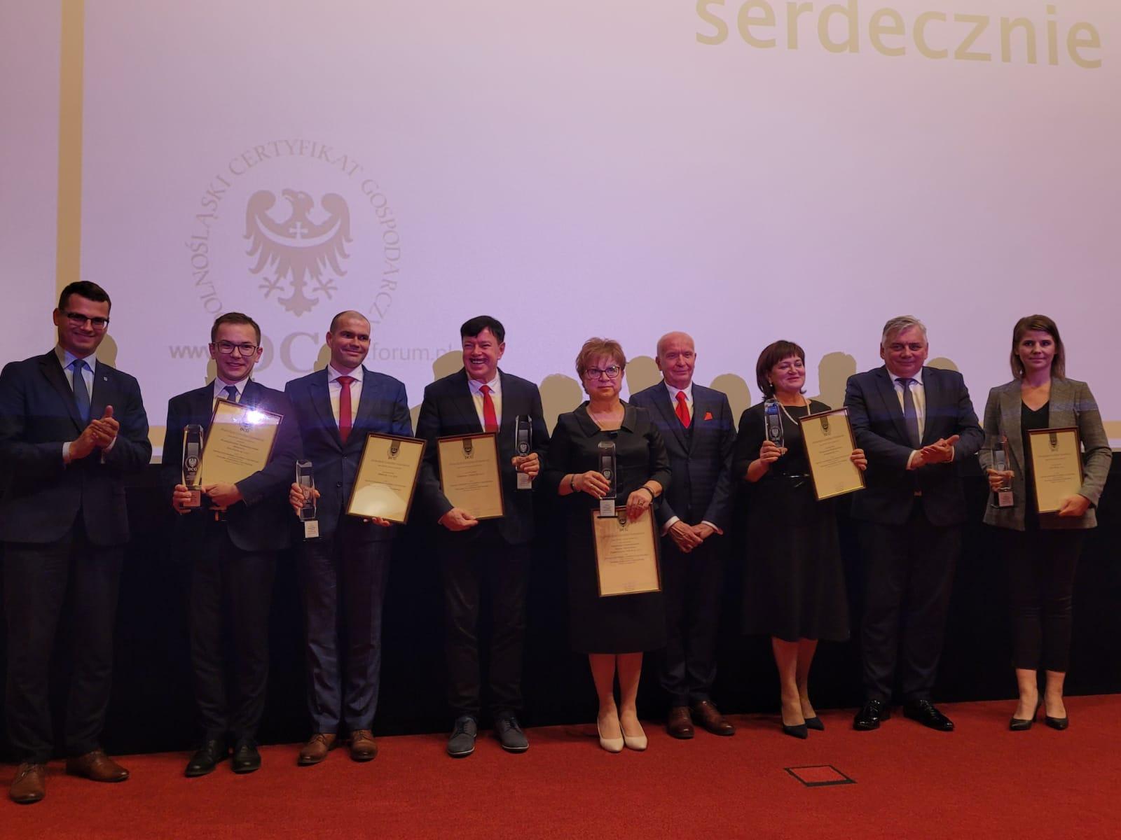 Dolnośląski Certyfikat Gospodarczy